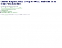 Ottawa Region APRS Group Canada