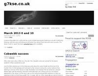 G7KSE Blog