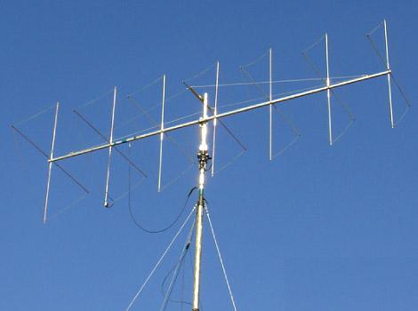 7 Element Quad for 50 MHz