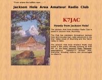 K7JAC Jackson Hole Amateur Radio Club