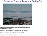 KC7BJY Sublette County Amateur Radio Club