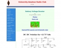 Battery voltage booster
