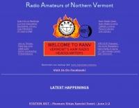 Radio Amateurs of Northern Vermont