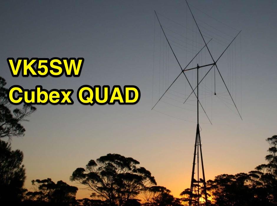 2 Element Cubex Quad setup