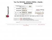 Ten-Tec RX320 Online receiver