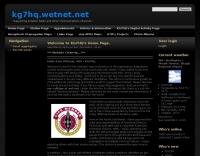 KG7HQ  Blog