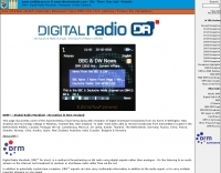 Listening to DRM broadcasts