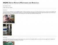 W6JWS  Repeater Maintenance