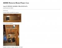 AE6KE Repeater Repair