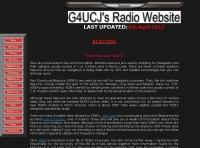 G4UCJ Beacons information