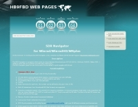 SDR Navigator for Winrad