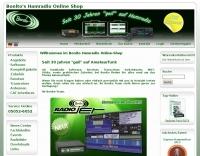 Bonito RadioCom Onlineshop