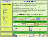 Les Nouvelles DX - Galerie de QSL