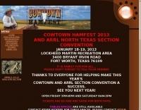 Cowtown Hamfest 2011