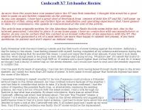 Cushcraft X7 Tri-bander Review