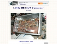 14MHz SSB transceiver