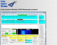 APRS Messenger program