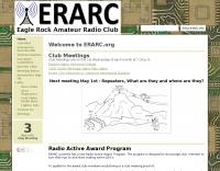 ERARC Eagle Rock Amatuer Radio Club