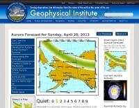 Aurora Forecast Alaska