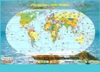 ITU Zones - IARU Zones