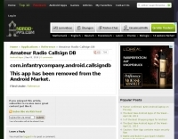 Amateur Radio Callsign DB