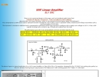 VHF Linear Amplifier by SV1BSX