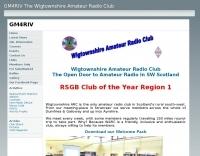 GM4RIV The Wigtownshire Amateur Radio Club