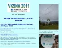 VK9NA Norfolk Island