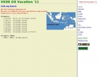 VK9X Christmas Island