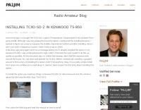 Installing TCXO-SO-2 in Kenwood TS-850