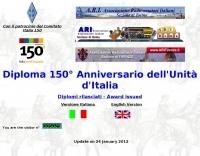 DUI 150 Italian Unification Award
