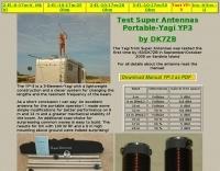 YP3 Super Antenna tests