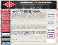 Wireless Society of Southern Maine