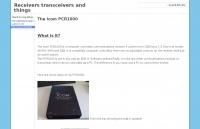 Icom PCR1000 Review