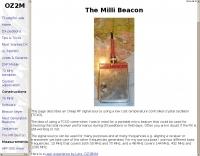 The Milli Beacon