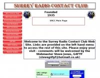 Surrey Radio Contact Club