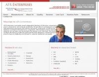 AFR Enterprises