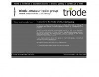 The Triode Amateur Radio Group