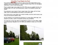 Trap Dipole for 17 and 20