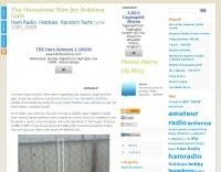 The Homebrew Slim Jim Antenna Gain