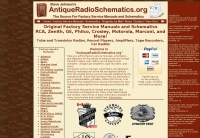 Antique Radio Schematics