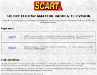 SCART - Amateur TV group in Southampton, UK