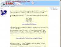 The Basingstoke Amateur Radio Club