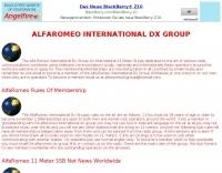 Alfa Romeo DX Group