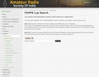 VU4PB online log