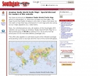 Amateur Radio World Prefix Maps