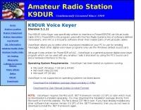 K9DUR Voice Keyer