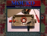 Magnetic Long Wire UnUn 9:1