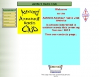 Ashford Amateur Radio Club