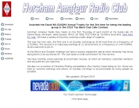 Horsham Amateur Radio Club